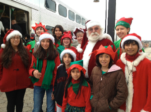 Santa-on-the-train-_-Polar-Express-15