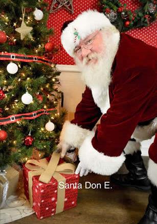 Santa Don E.